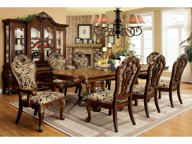 2d1c12c8892e40 Furniture of America Dining Room Side Chair (2/Ctn) CM3243SC-2PK at The  Furniture Mall