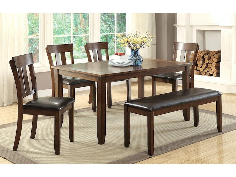 Admirable Table 4 Chairs Bench Creativecarmelina Interior Chair Design Creativecarmelinacom