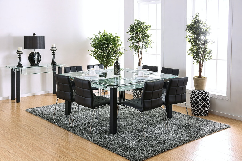 Table + 6 Chairs