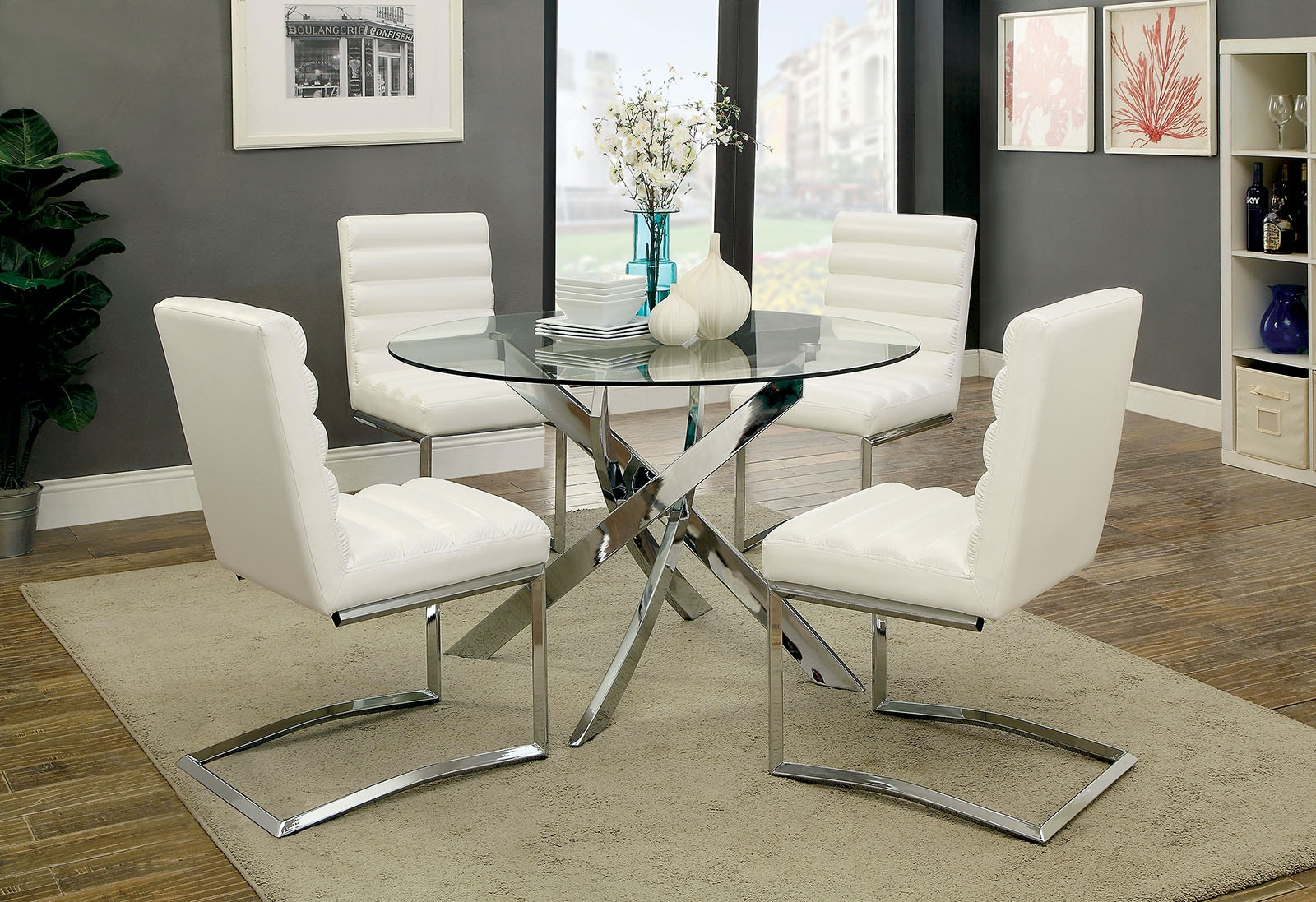 Furniture Of America Dining Room Dining Table CM3381T TABLE   The Furniture  Mall   Duluth, Doraville, Kennesaw And The Chamblee, GA