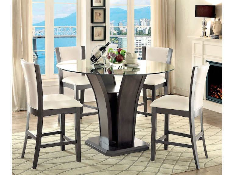 Prime Round Counter Height Table Gmtry Best Dining Table And Chair Ideas Images Gmtryco