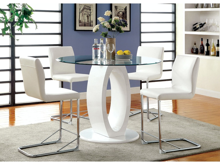Sensational Round Counter Height Table Post Gmtry Best Dining Table And Chair Ideas Images Gmtryco
