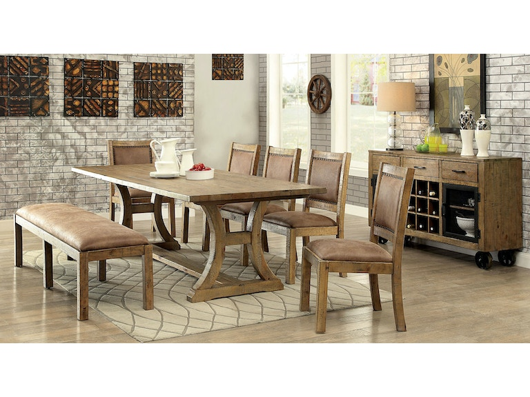 d7c24de74eabf2 Furniture of America Dining Room Side Chair (2/Ctn) CM3829SC-2PK at The  Furniture Mall