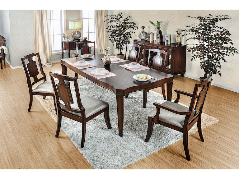 640fcbedbe26ac Furniture of America Dining Room Side Chair (2/Ctn) CM3875SC-2PK at The  Furniture Mall