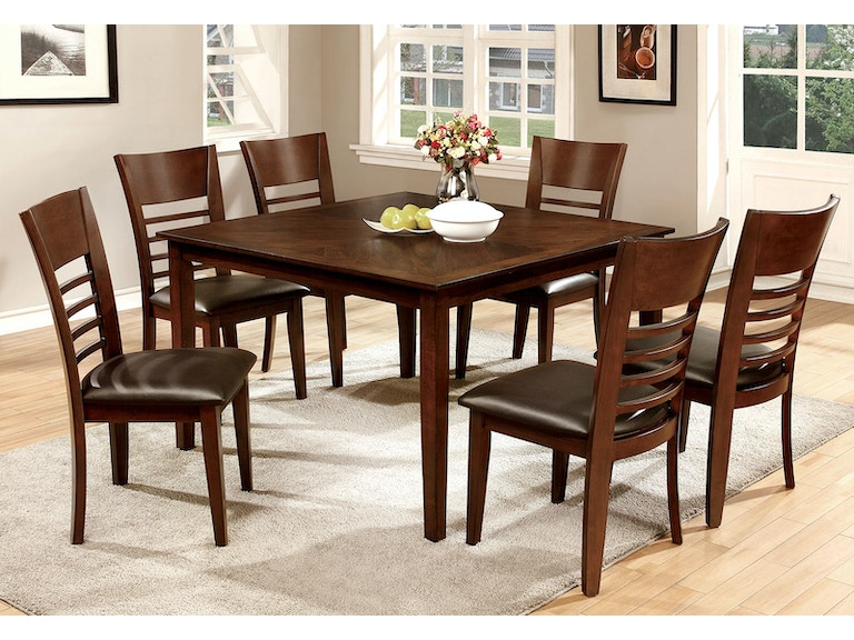 Dining Room 7 Pc Table Set