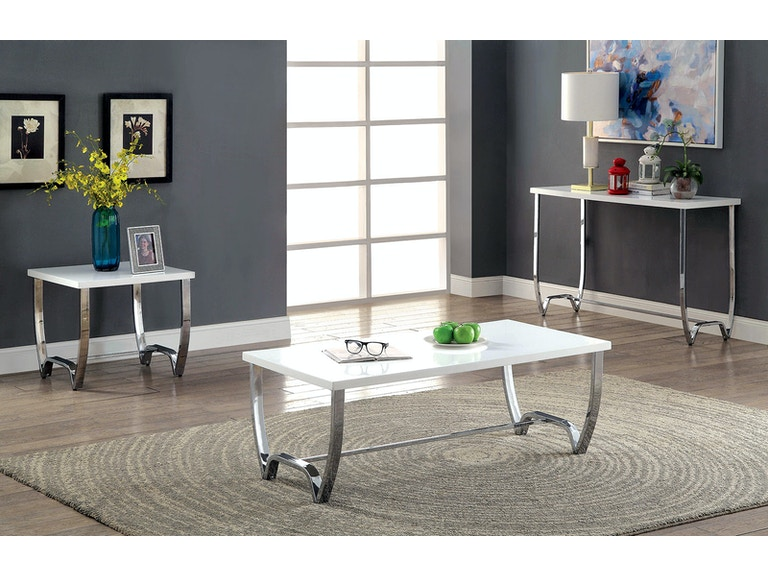 Furniture Of America Living Room Coffee Table Cm4058c The