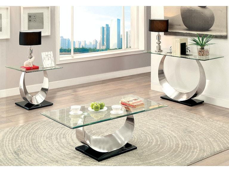 Furniture Of America End Table Base Post Cm4726e 2
