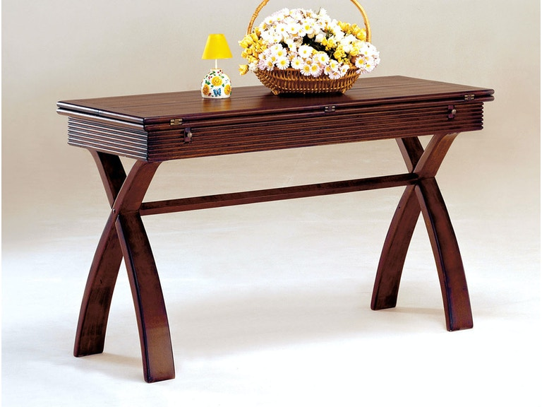 Console Table w/ Expandable Top