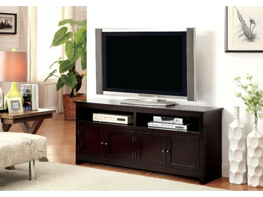 Furniture of America 60 Tv Console, Espresso CM5070EX-TV