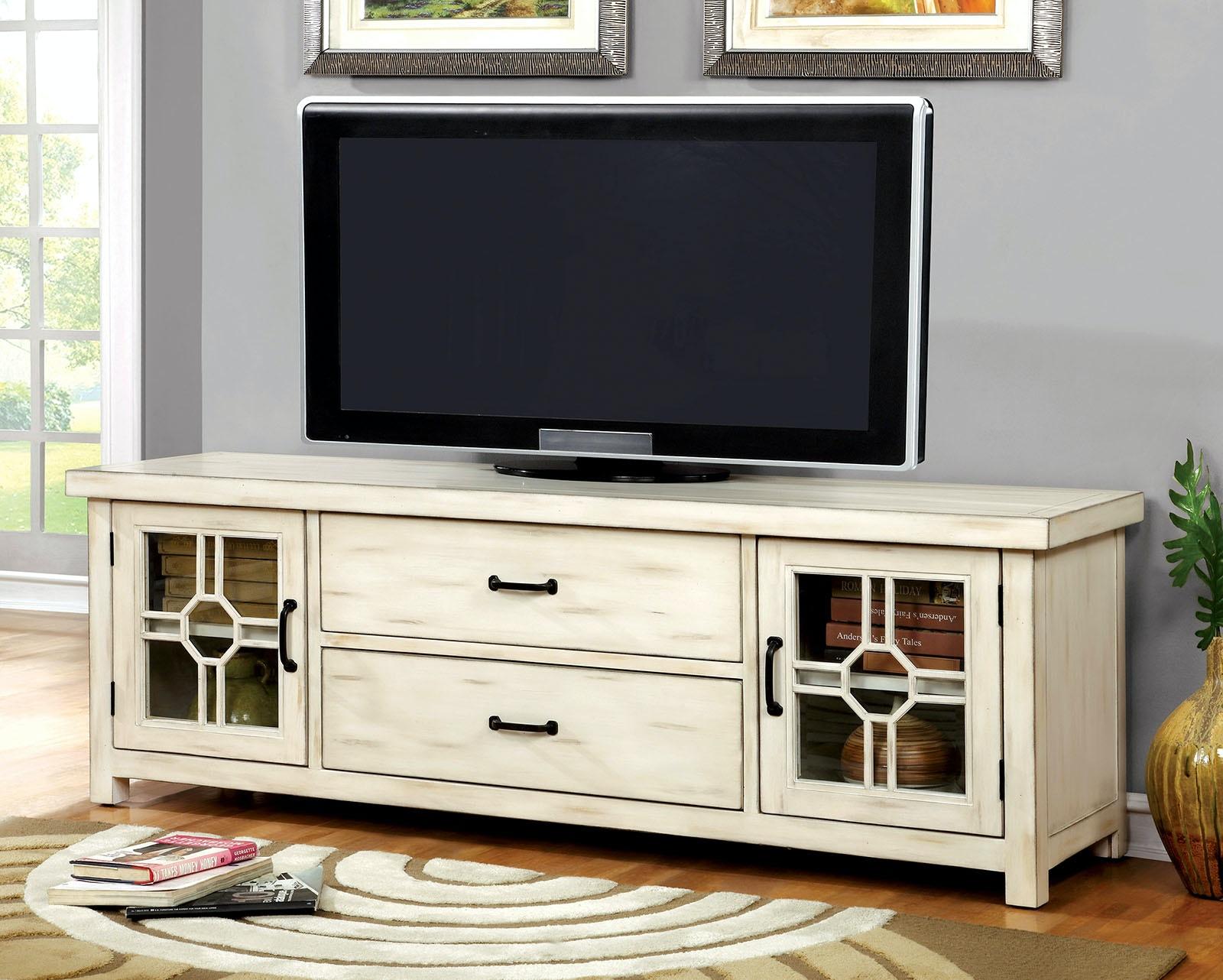 Furniture Of America Home Entertainment 62 Tv Console Cm5230 Tv 62