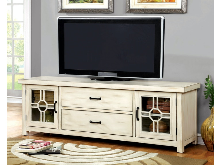 Furniture Of America Home Entertainment 72 Tv Console Cm5230 At The Mall