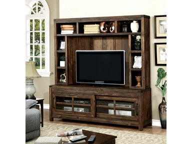 Furniture of America 72 Tv Console CM5233-TV