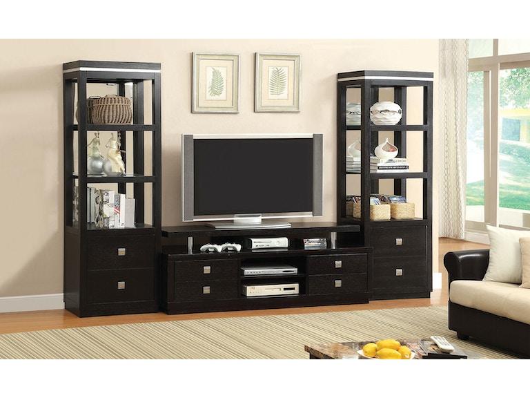 sale retailer 35f26 a8e82 66 Tv Console + 2 Pier Cabinets