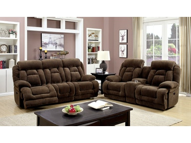 Furniture of America Power-Assist Sofa CM6010SF-PM
