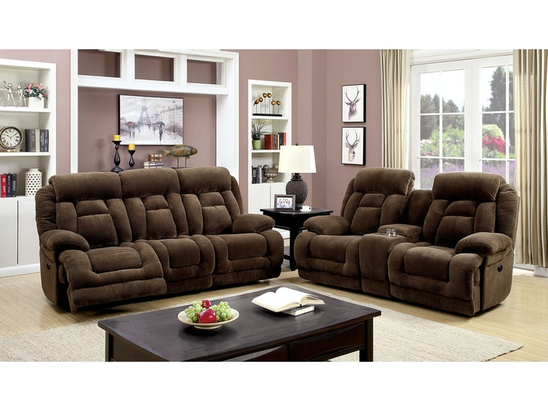 Furniture Of America Living Room Power Assist Sofa Cm6010sf Pm The