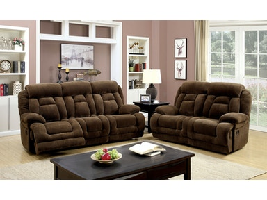 Furniture of America Sofa CM6010SF