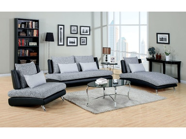 Furniture of America Sofa CM6111S