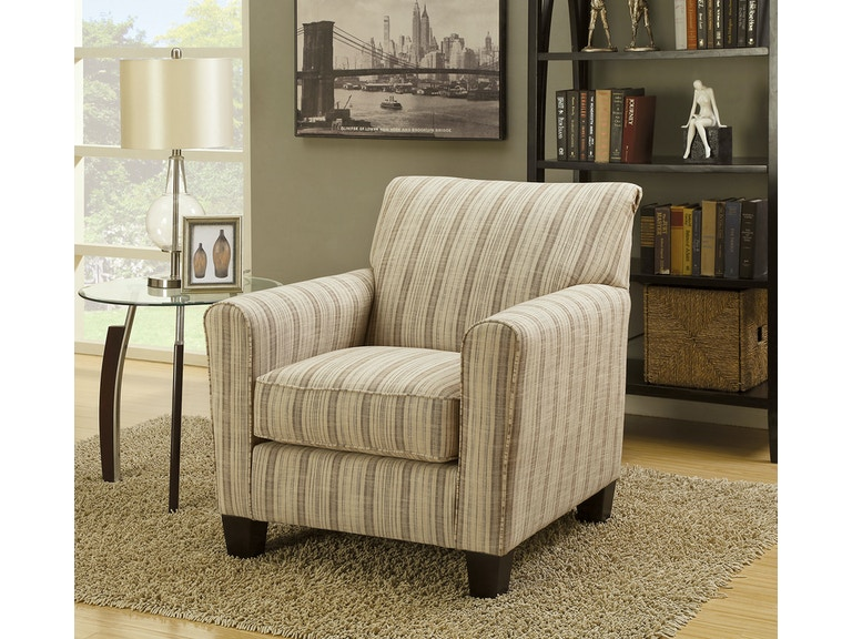 America Accent Chairs.Accent Chair Stripe Pattern