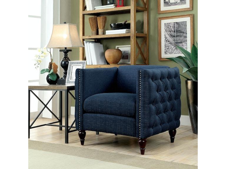 Chair, Blue