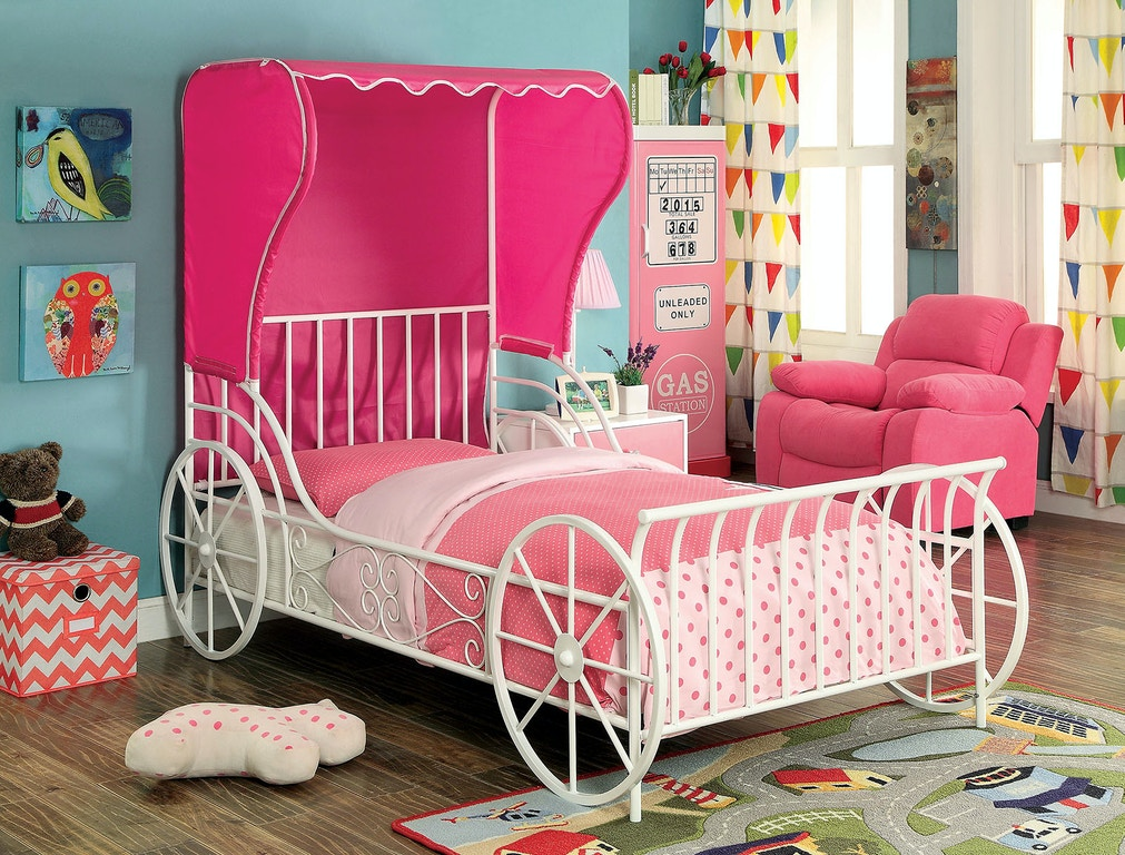 Metal Twin Bed