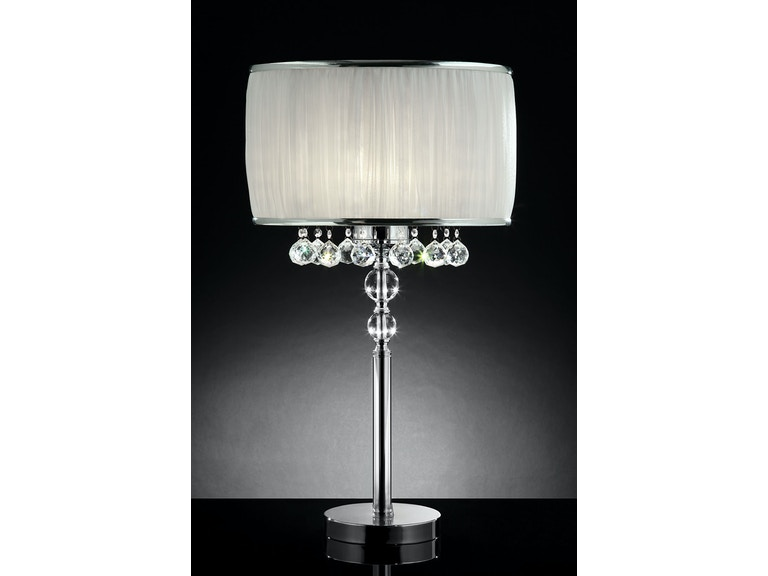 Table Lamp Hanging Crystal