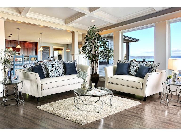 Furniture Of America Living Room Sofa