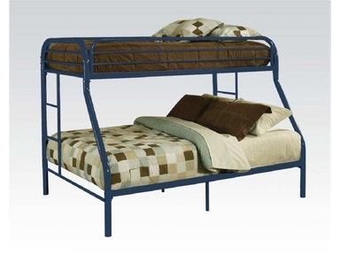 Starlite Twin Over Full Bunk Bed Frame. Bedding Not Included 2025BL