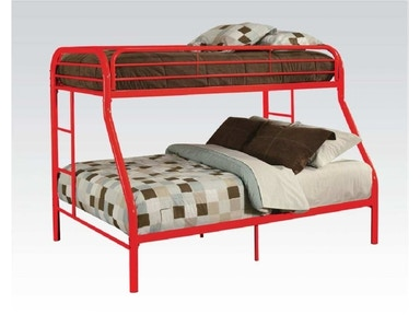 Starlite Twin Over Full Bunk Bed Frame. Bedding Not Included 2025RD