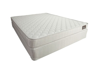 Southerland Southerland Euro Elite Queen pillow-top mattress set (mattress and foundation) ELITE