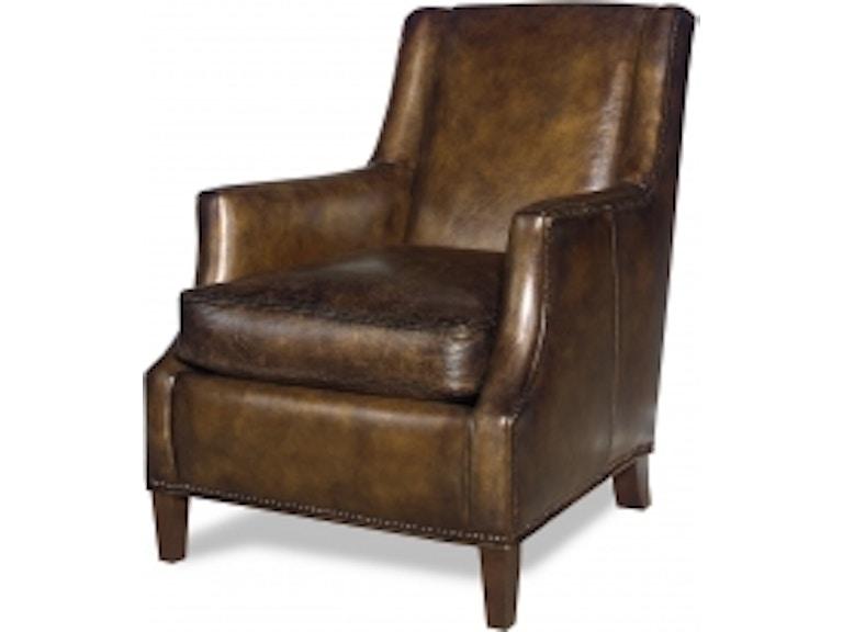 Carolina Custom Leather Upholstery Chair 123
