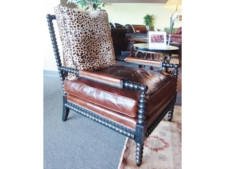 Carolina Custom Leather Upholstery Chair 138