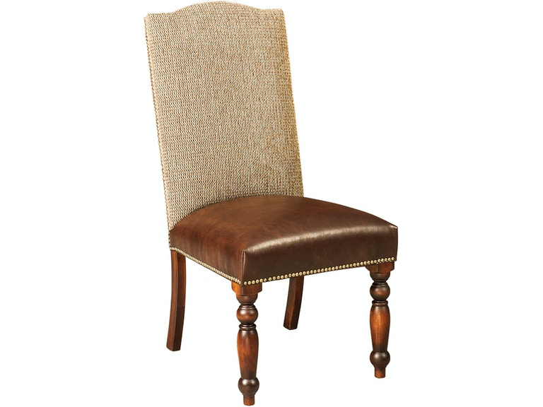 Americ Woodworking Dining Room Cochran Chair 37000 At Galeries Acadiana
