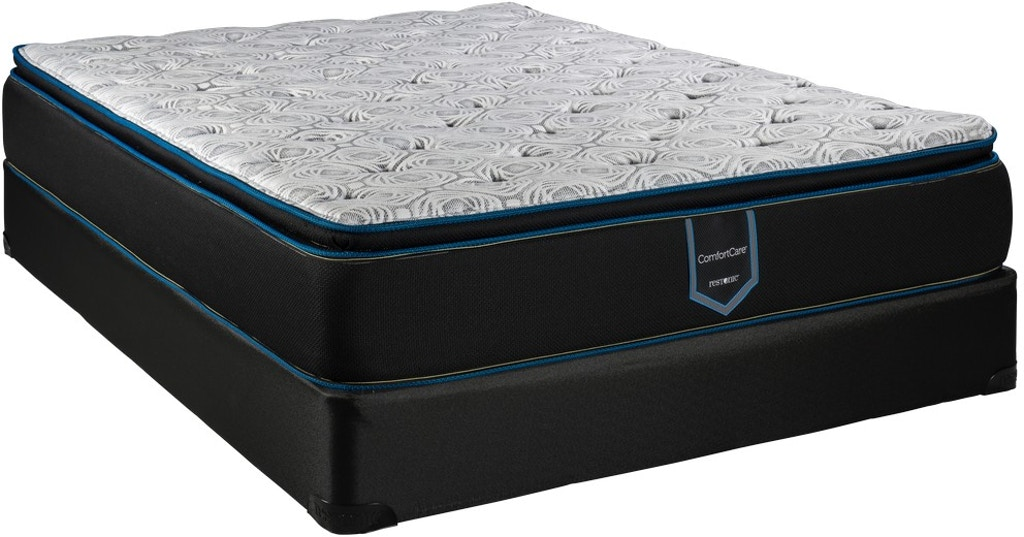 Restonic Mattresses Restonic Arcadia Comfort Care Pillow Top Queen Qnarcadia Pt Galeries Acadiana