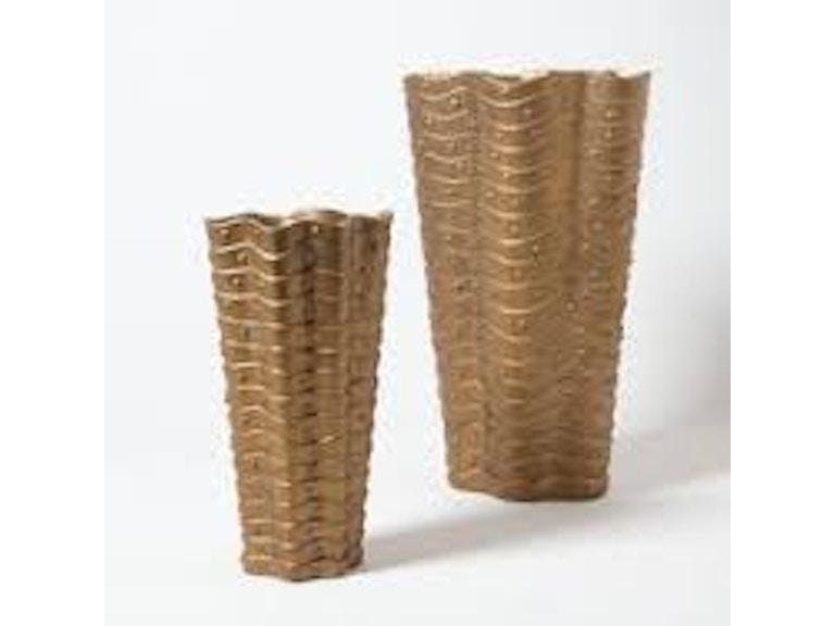 Armor Antique Gold Vases