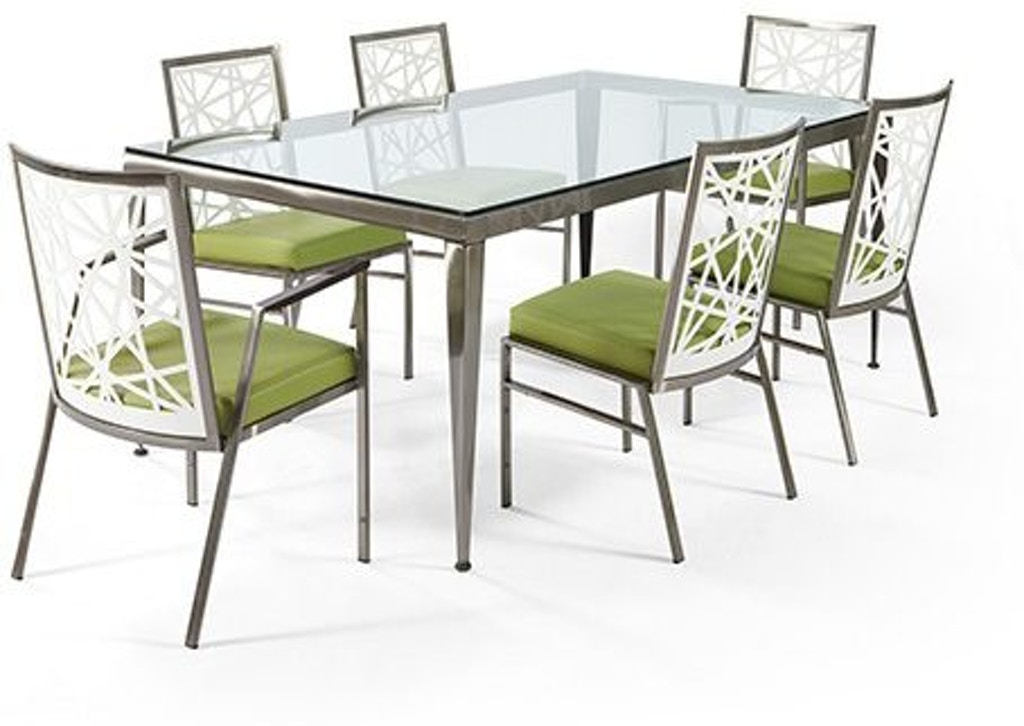 Domino Rectangle Table