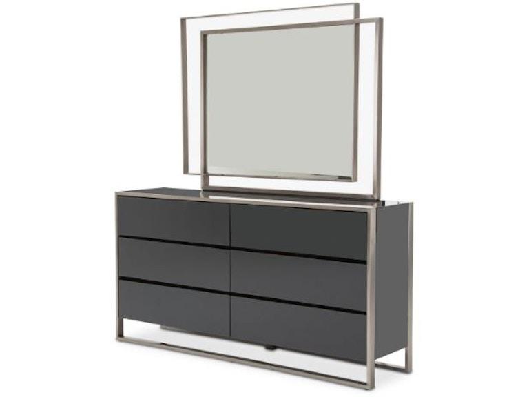 Metal Dresser Glass Top Dresser Wood Dresser