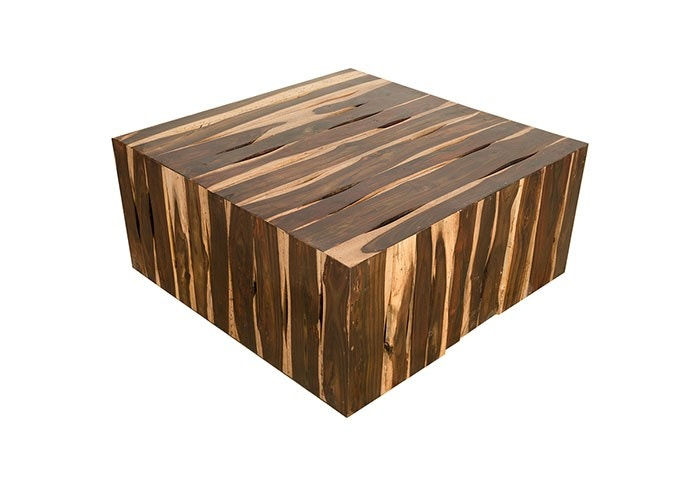 Phillips Collection Rosewood Strip Coffee Table 10092