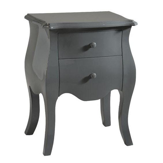Steinworld Living Room Fosse Grey Side Table 8876 Decor