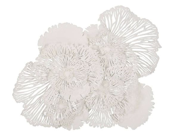 Phillips Collection Metal Flower Wall Art 10099