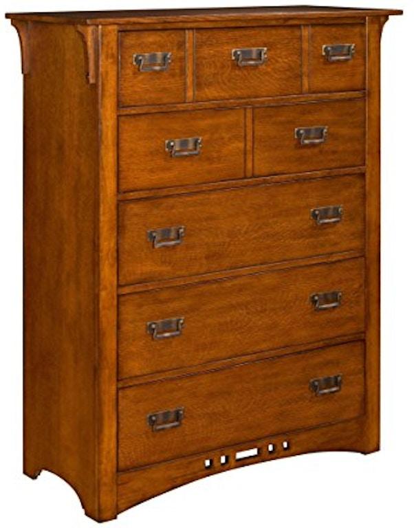 broyhill bedroom 5drawer chest 4078240  short furniture