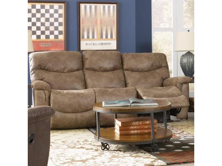 La Z Boy Living Room Reclining Sofa 440