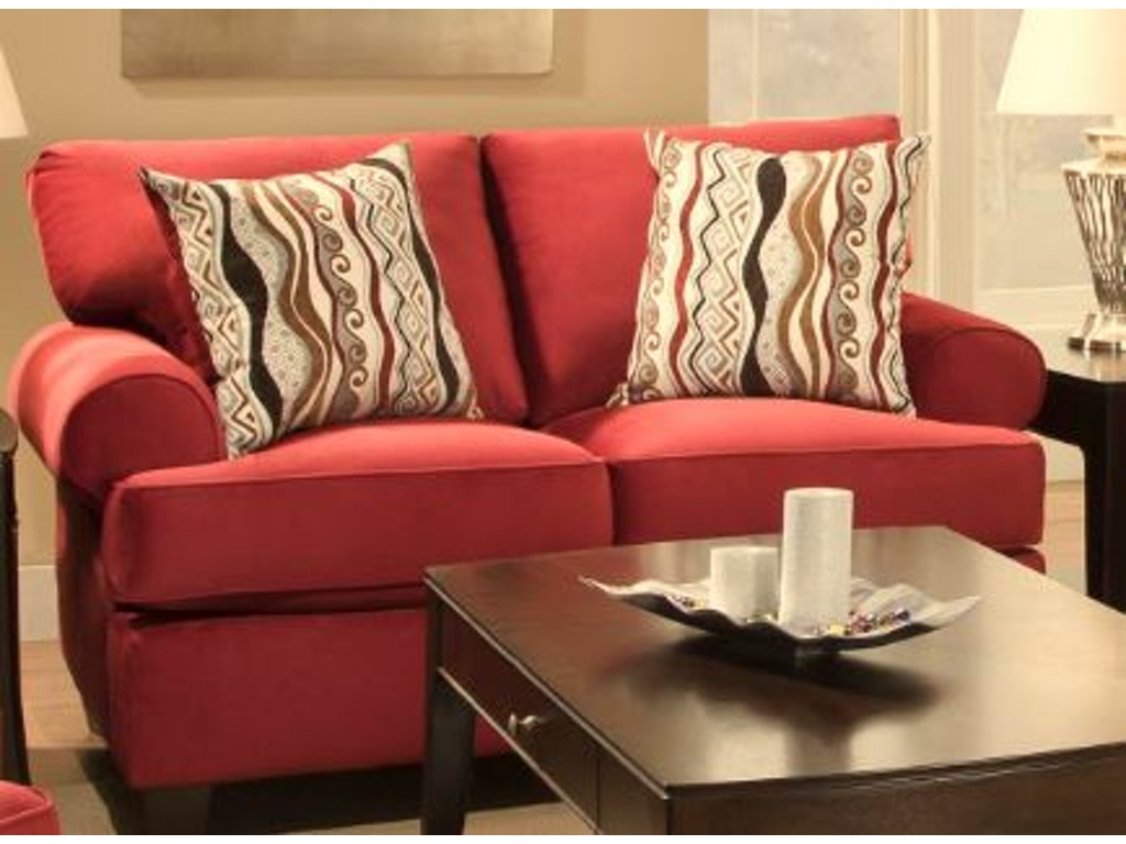Living Room Loveseats - Elgin Furniture - Cleveland, OH