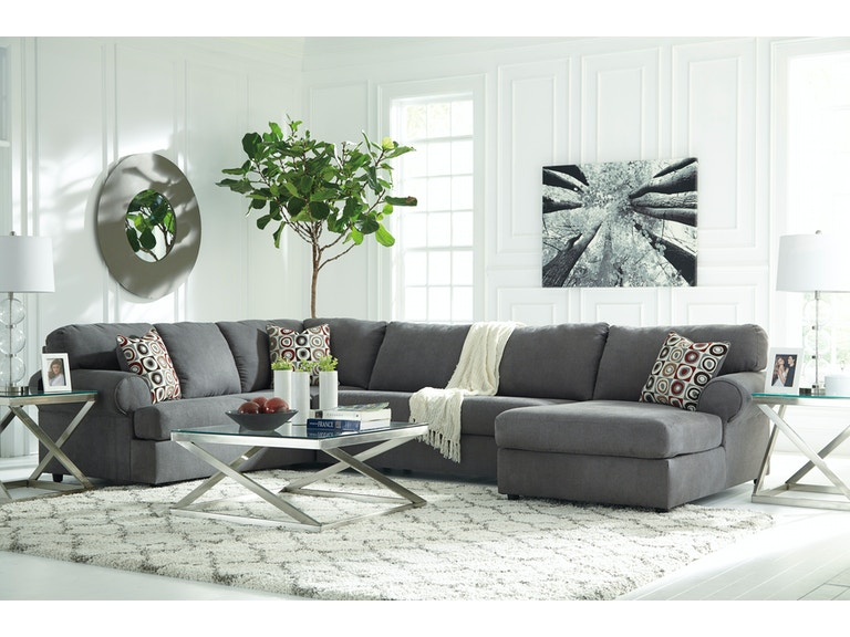 Signature Design By Ashley Sectional Wright Chaise On Sale At Elgin