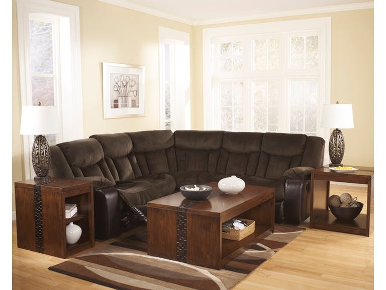 Signature Design By Ashley LAF Reclining Loveseat On Sale At Elgin Furniture  Stores In Euclid, Cleveland Heights And North Randall