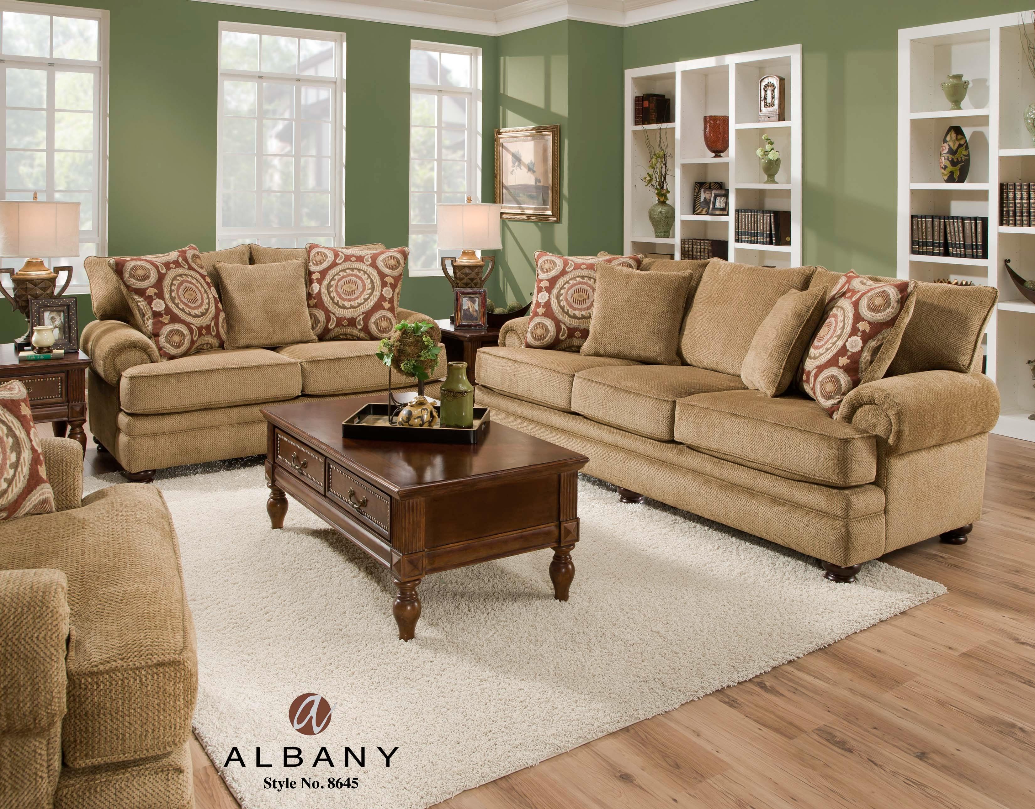 Albany Sofa 8645 00