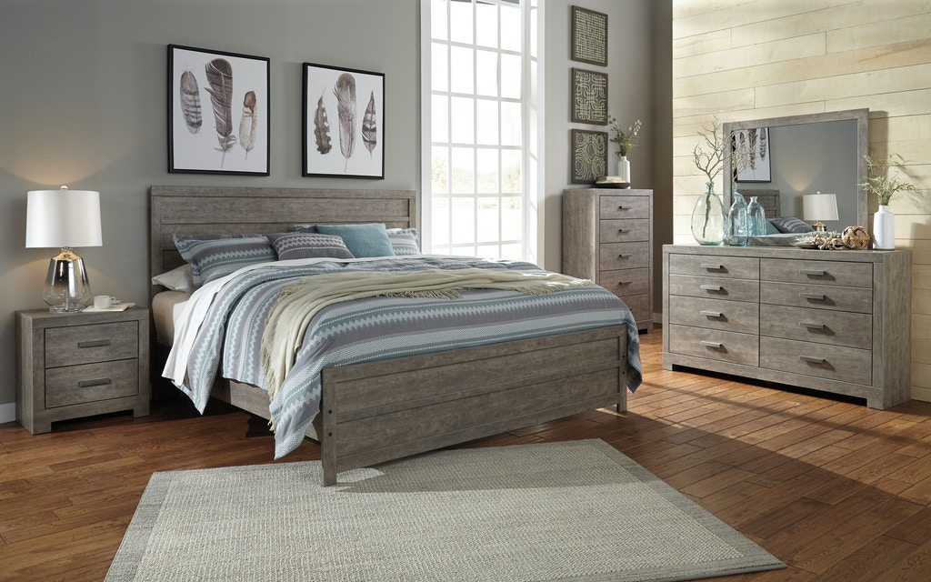 Signature Design By Ashley Culverbach 5 Pc King Bedroom Set On Sale At Elgin Furniture Stores In