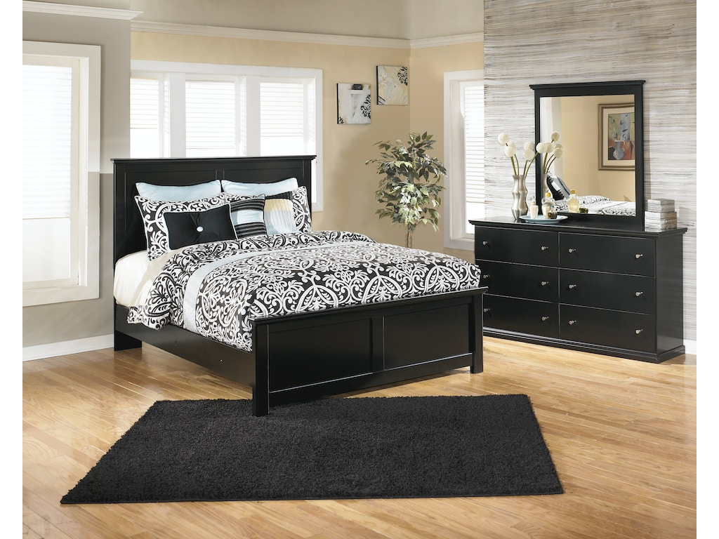 Signature Design By Ashley Maribel 5 Pc King Bedroom On Sale At Elgin Furniture Stores In Euclid