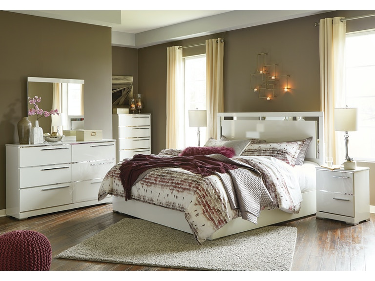 Signature Design By Ashley 4 Piece King Bedroom Set B209 31 36