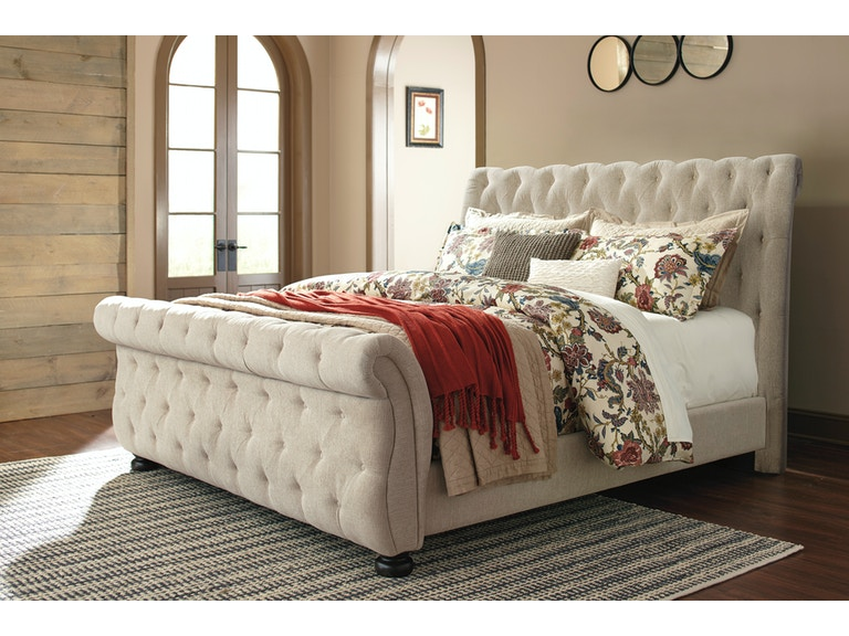 Signature Design By Ashley Willenburg Queen Bed On Sale At Elgin
