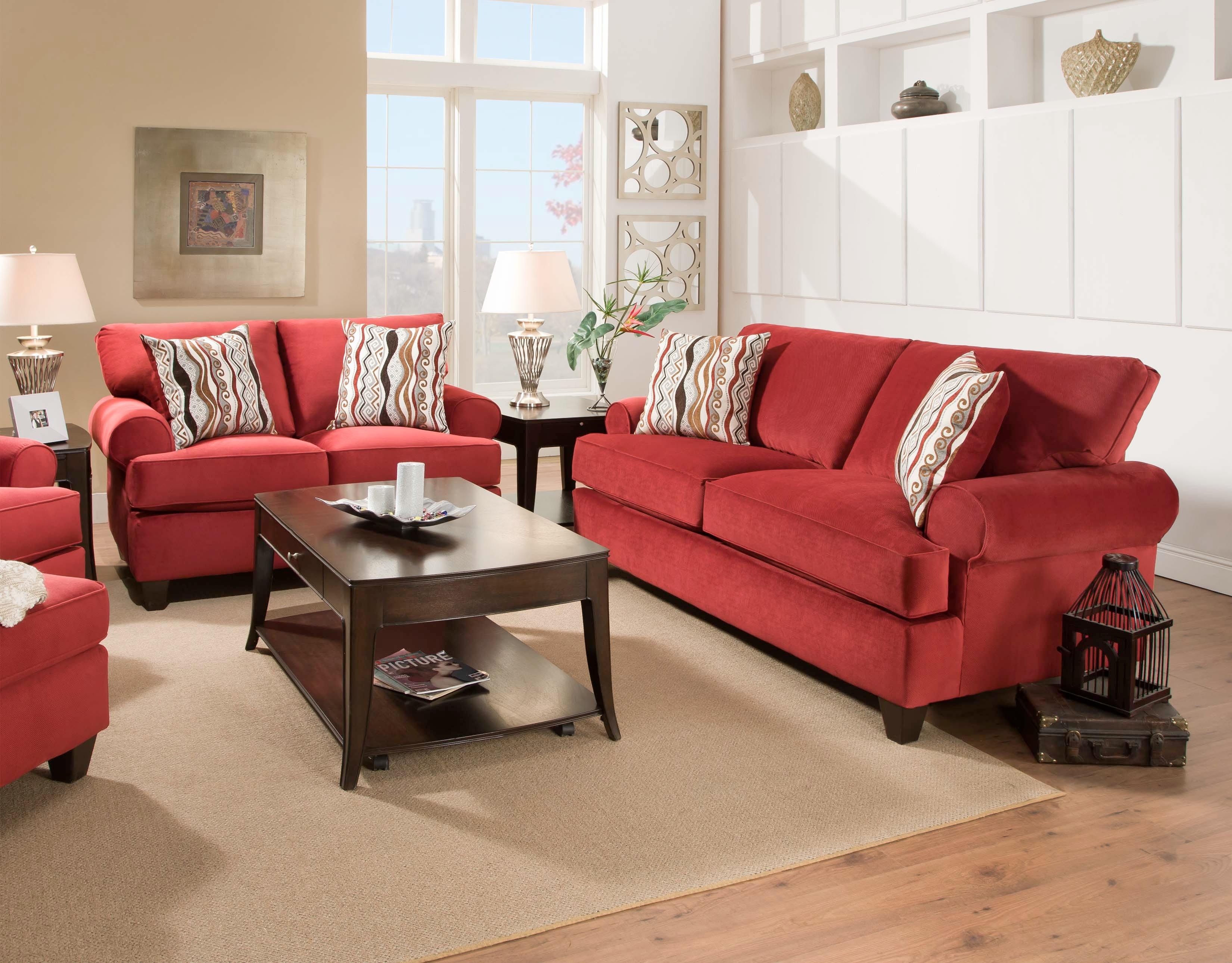 Perfect Corinthian Sofa U0026 Loveseat 47B3 B2